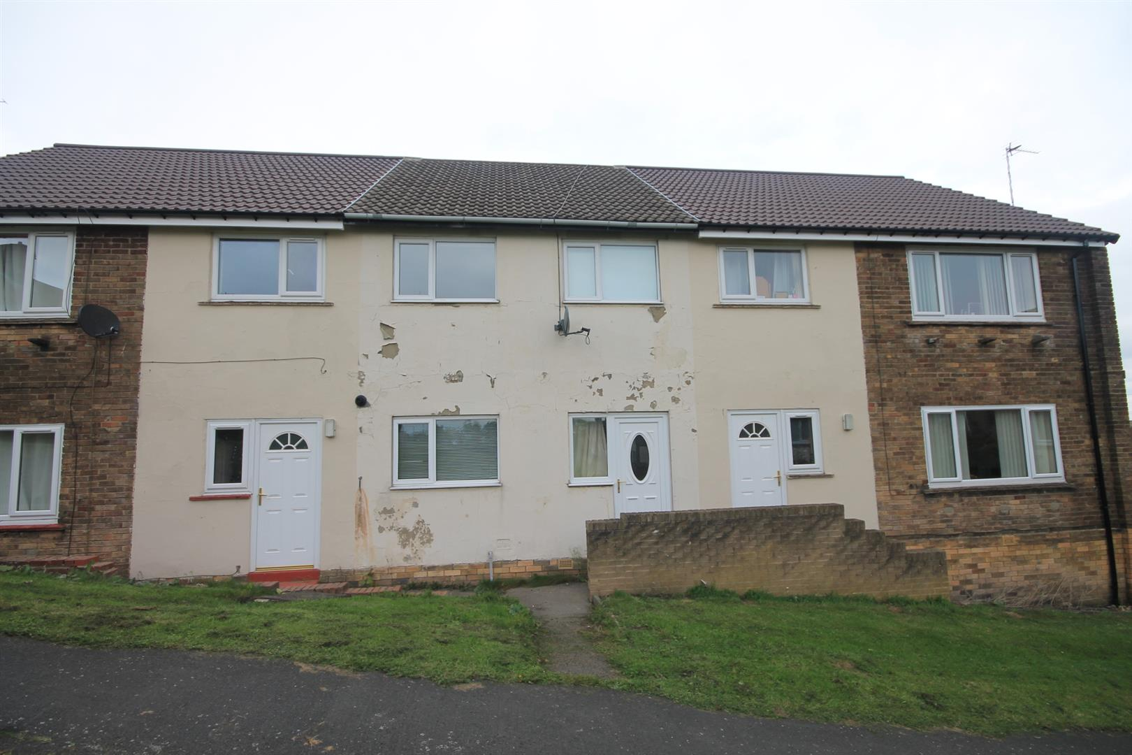 3 Bedrooms Terraced House for sale in Redwood Flats, Brandon, Durham
